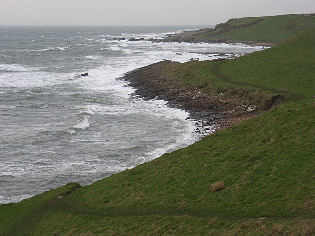 The coast at Crail