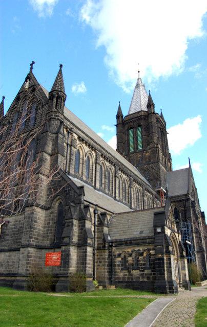 St. Bartholomew's Church, Armley.