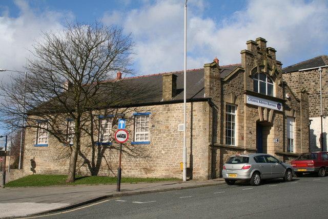 Citizens Advice Bureau, Colne, Lancashire