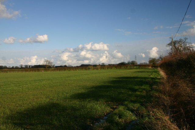 Footpath to Porters Farm