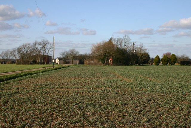 Chestnut Farm, Allwood Green