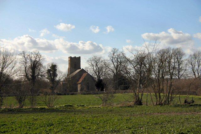 St Mary's Church, Rickinghall Superior