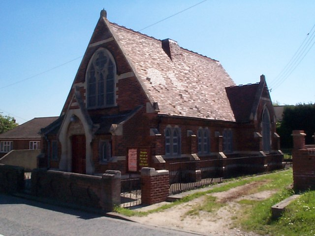 Congregational Chapel, Higham, Kent:: OS grid TQ7171 :: Geograph ...
