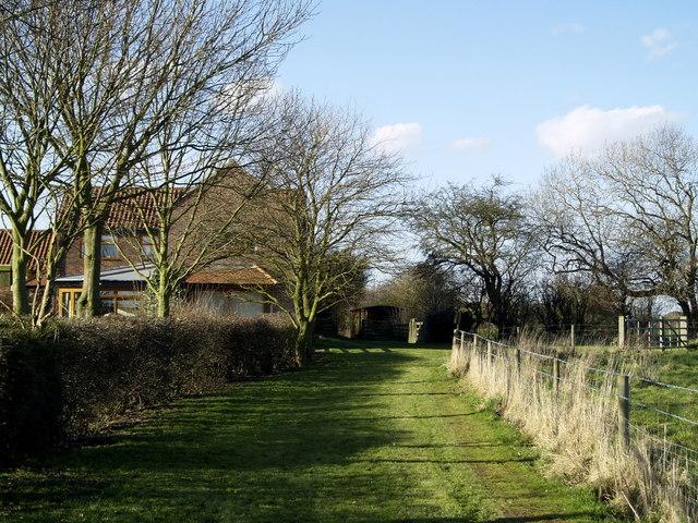 Burton Pidsea Footpath