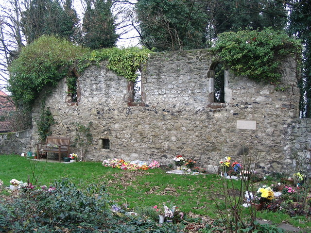 Bishops of Rochester Palace Ruins, Halling, Kent