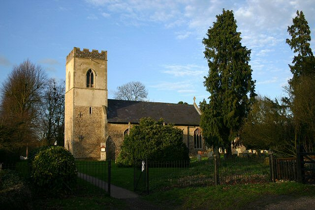 Finningham Church