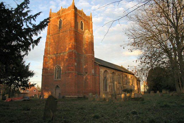St Mary's Church, Gislingham