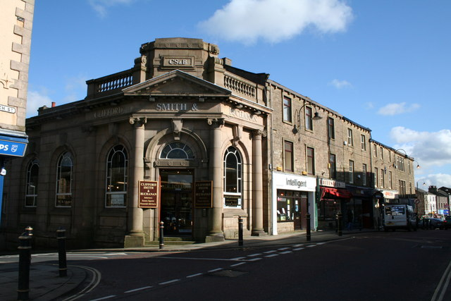 Clifford, Smith and Buchanan, solicitors, Colne, Lancashire