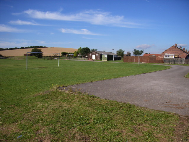 Old Community Centre and Playing Field, Kirkthorpe, Wakefield