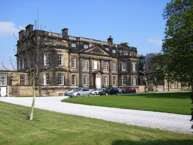 Heath Hall, Wakefield