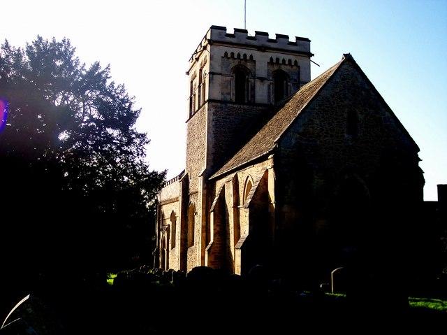 St. Mary the Virgin Iffley Church