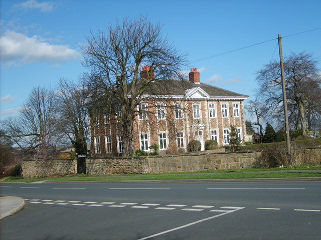 Austhorpe Hall