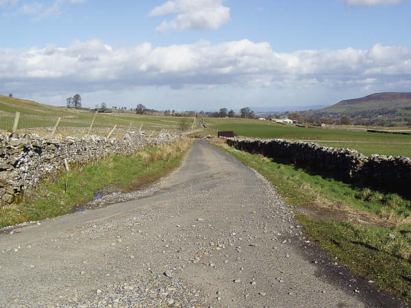 Carlton Moor track
