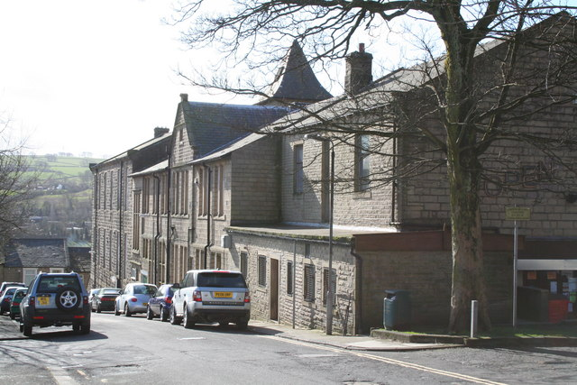 Great George Street, Colne, Lancashire