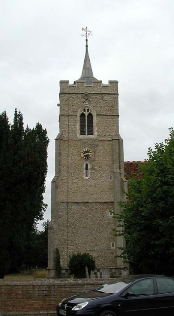 St Mary, Westmill, Herts