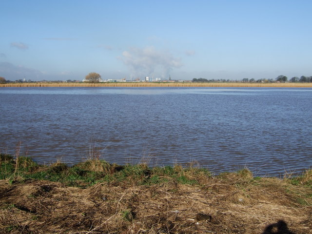 River Ouse at Swinefleet