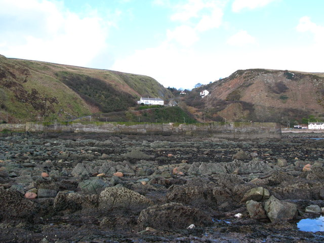 View of Lower Burnmouth