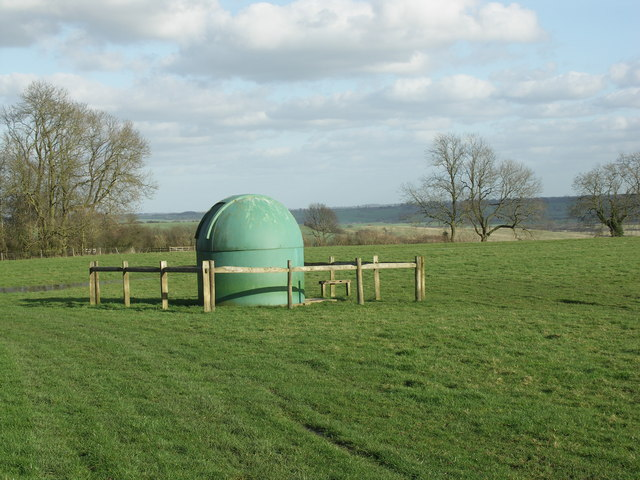 Observatory on Purser's Hill.