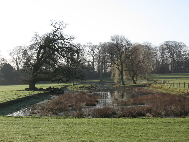 Ornamental Lake, Baldersby Park