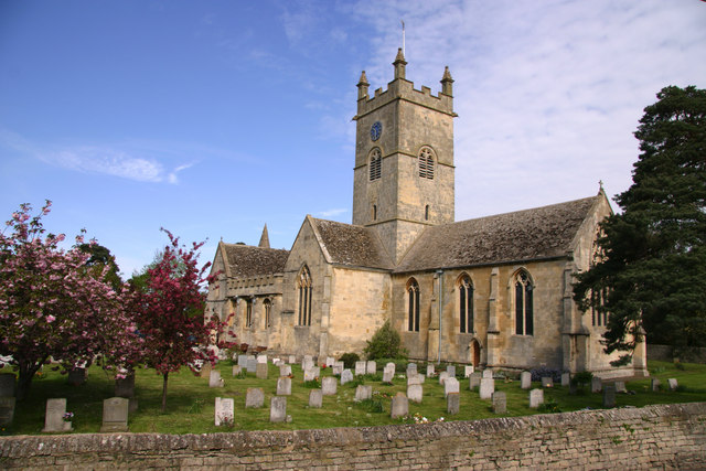 St. Michael & All Angel's Church, Bishop's Cleeve
