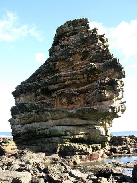 Maiden's Stone, near Ross Point