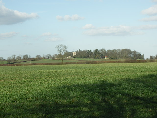 View to Haselbech.