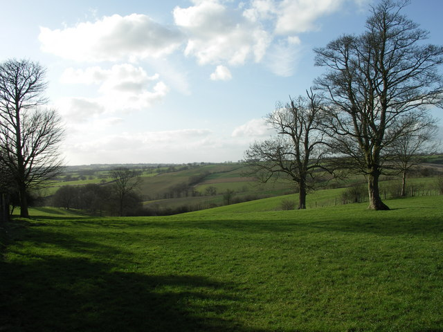 View from Purser's Hills.