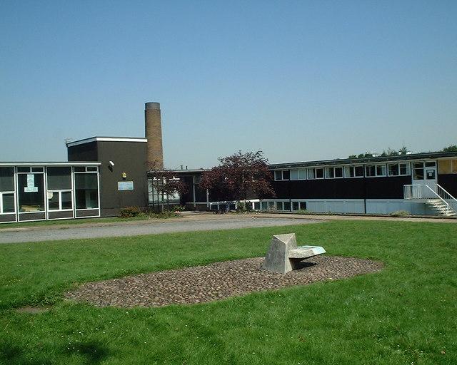 Hemsworth Junior School (Now Demolished)