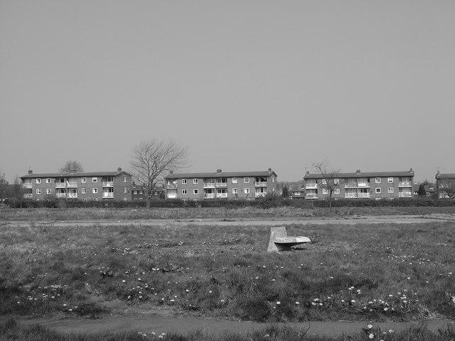 Previous Site of Hemsworth Junior School