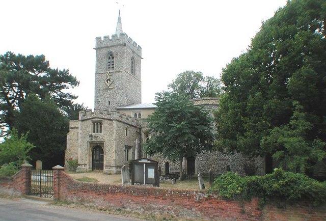 St Mary, Furneux Pelham, Herts