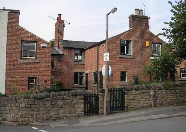 Mill Street - Back of housing