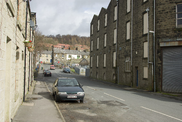 Farholme Lane.
