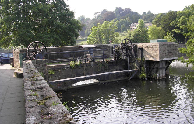 Sluice Gates