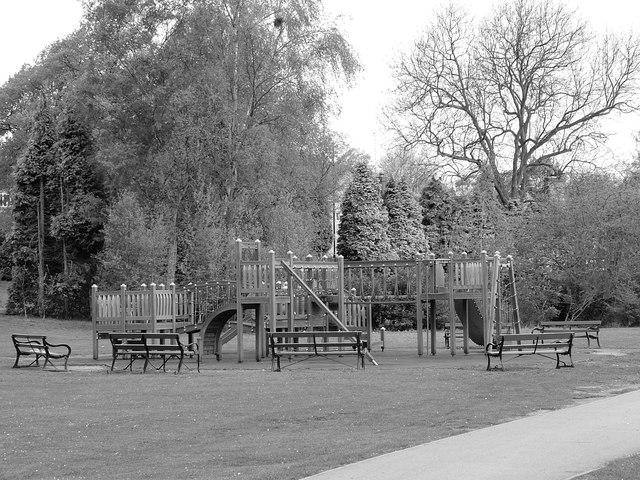 Millhouses Park Playground