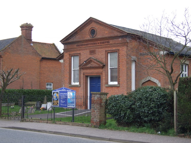 Congregational Church, Long Stratton