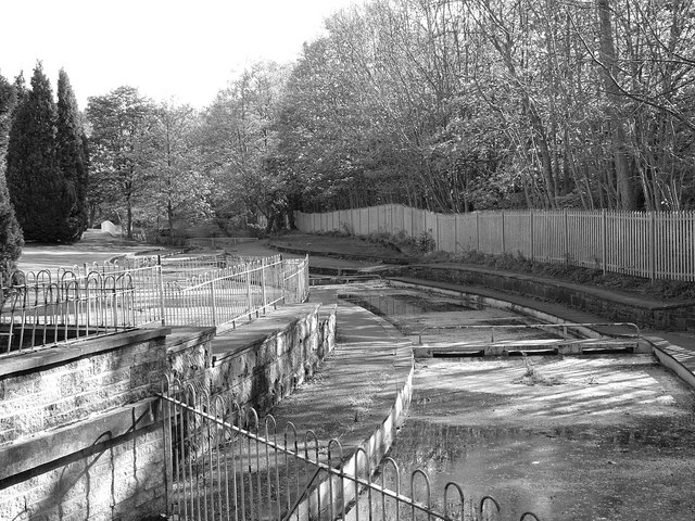 Millhouses Park Paddling Pools