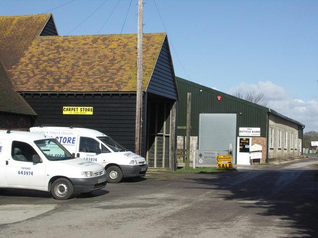 Lea Green Farm Retail Units