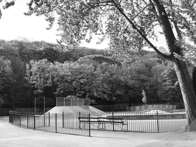 Millhouses Park Skateboard