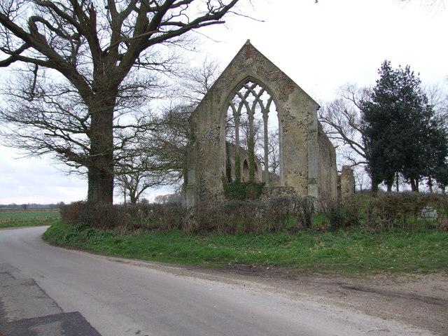 Tivetshall St. Mary Church