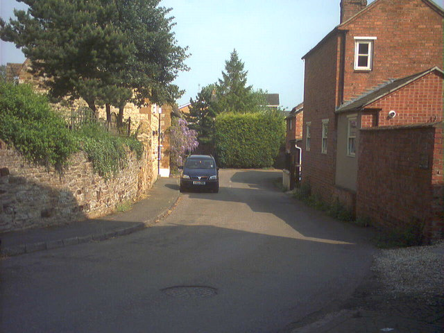 Church Street, Nether Heyford