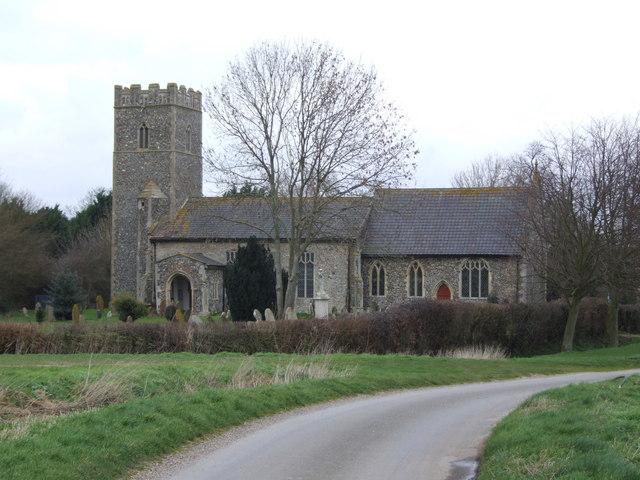 Tivetshall St. Margaret Church