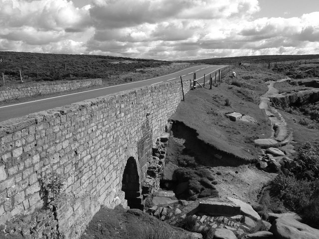 Upper Burbage Bridge - Above Burbage Rocks