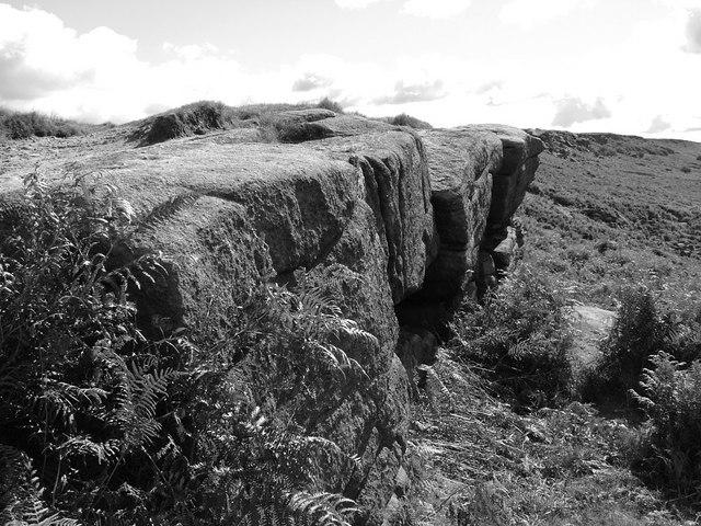 Burbage Rocks