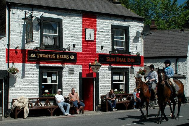 The Sun Dial Inn Low Bentham