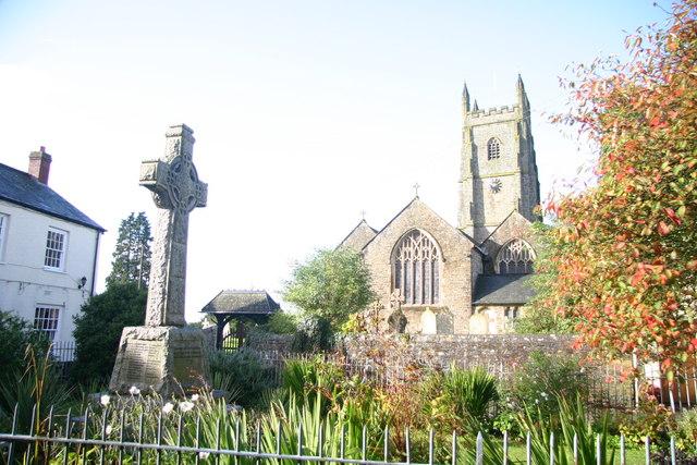 Church of Mary Magdalene, Chulmleigh
