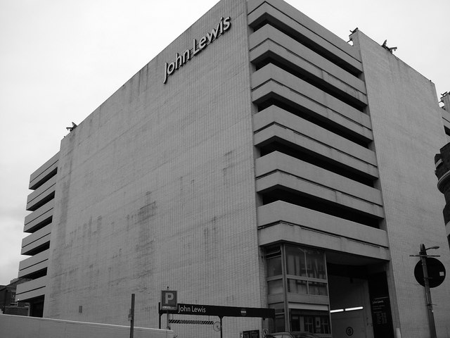 Sheffield City Centre - John Lewis (Nee Cole Bros) Barkers Pool
