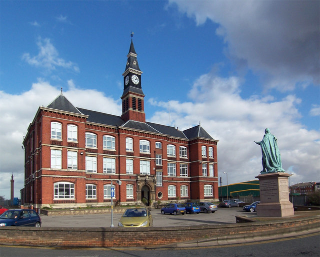 The Dock Offices, Grimsby