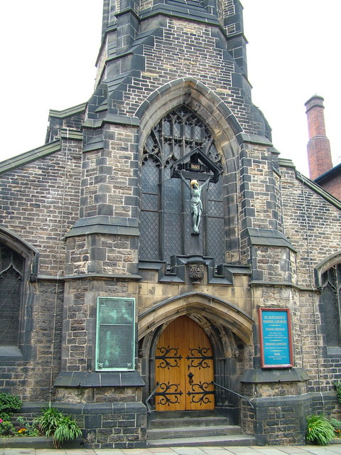 St Matthews Parish Church - Cavendish St Sheffield