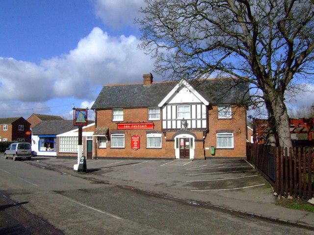 Fountain Inn, Steeple Claydon