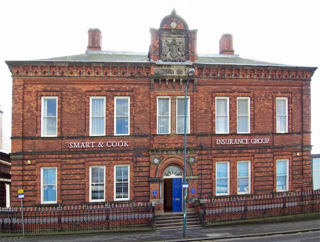 The Old Customs House, Grimsby